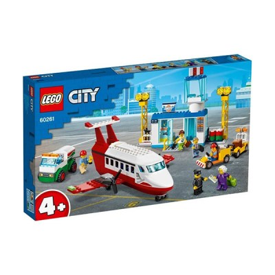 Lego City: Central Airport (εως 36 Δόσεις)