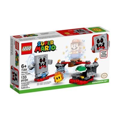 Lego Super Mario: Whomp's Lava Trouble (εως 36 Δόσεις)