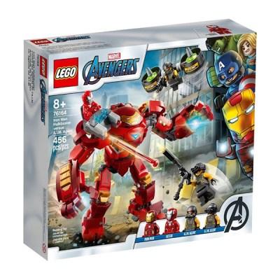 Lego Super Heroes: Iron Man Hulkbuster Versus A.I.M Agent (εως 36 Δόσεις)