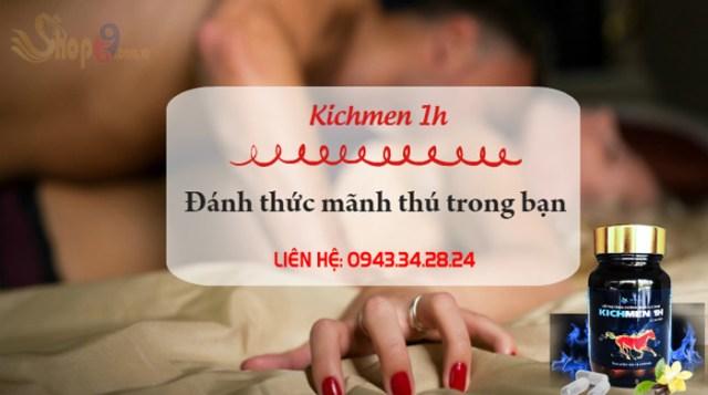 kichmen 1h là gì