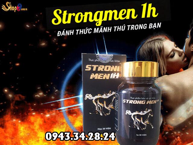 [ HÉ LỘ ] Strongmen 1H giá bao nhiêu, mua ở đâu không bị lừa đảo