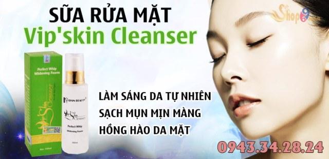 Vip'Skin Cleanser