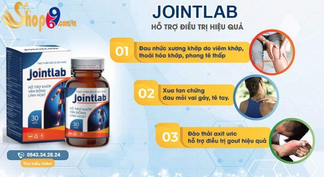 công dụng jointlab