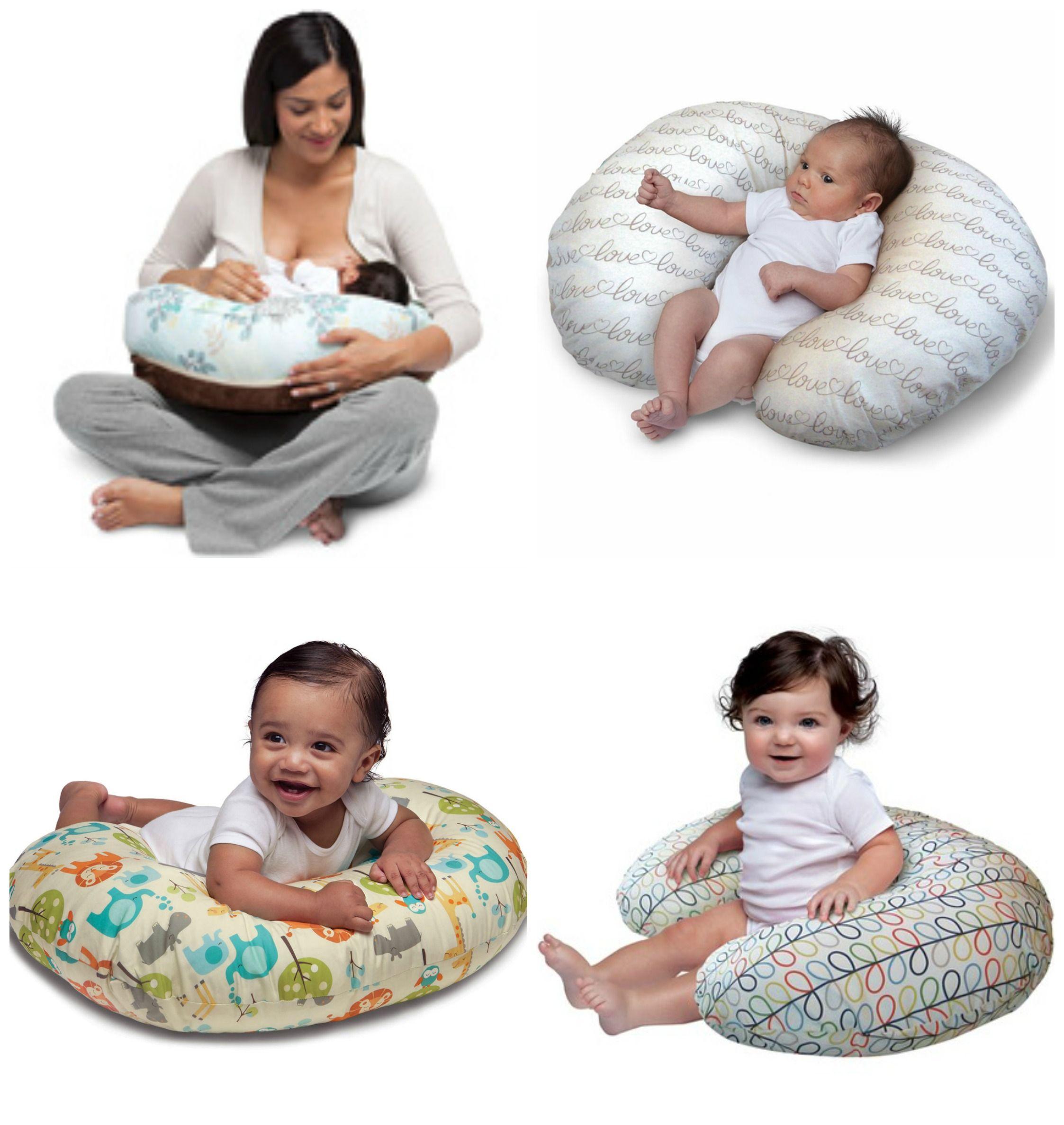 boppy feeding infant support pillow
