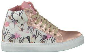 Wild schoenen met vlinders