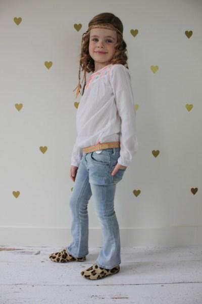 Retour flared jeans