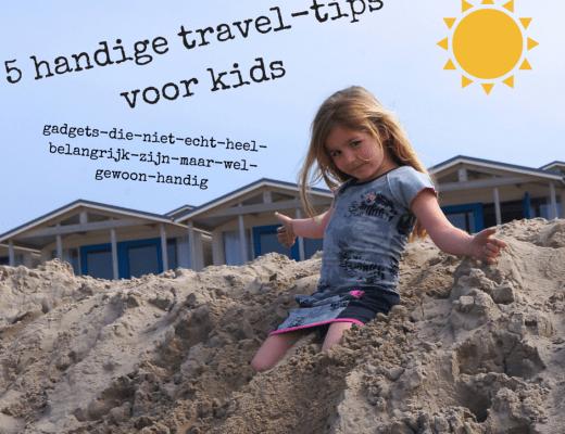 5 handige travel-tips voor kids