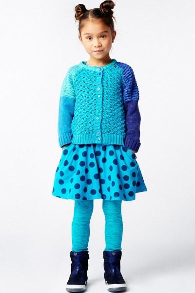 310 cardigan, 320 skirt, 317 leggings front