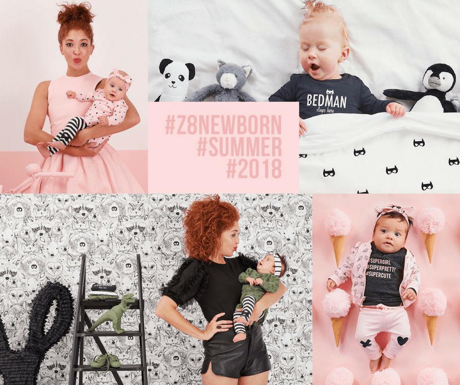 Z8 Newborn Zomercollectie 2018