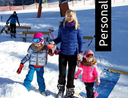 eerst samen skien