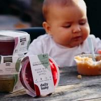 Daily Baby Organics: kant-en-klaar maaltijden voor baby's