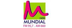 Ouça o Programa na Rádio Mundial: Alimentação do Novo Milênio, com apresentação de Guiomar Contreras, toda segunda-feira ás 14:00h, na 95,7 FM e 660 AM