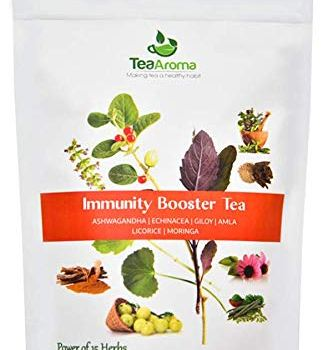 Green Tea Immunity Booster [tag]
