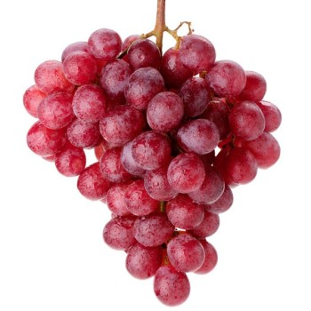 Fruits Red Grapes