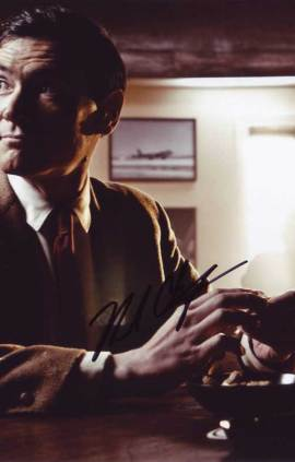 Billy Crudup in-person autographed photo