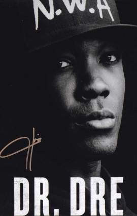 Corey Hawkins in-person autographed photo