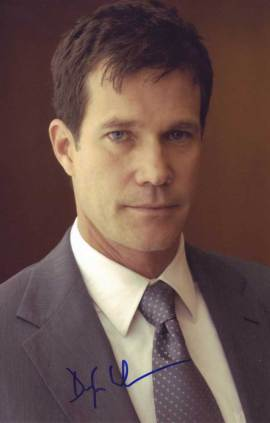 Dylan Walsh in-person autographed photo