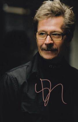 Gary Oldman in-person autographed photo