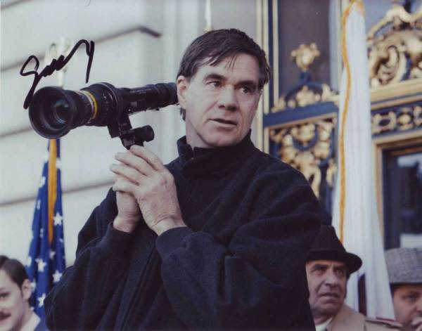 Gus Van Sant in-person autographed photo