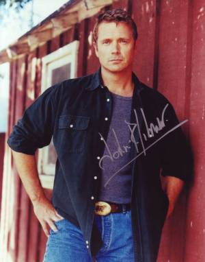 John Schneider in-person autographed photo