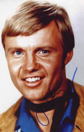 Jon Voight in-person autographed photo