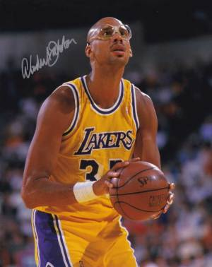 Kareem Abdul-Jabbar In-person Autographed Photo