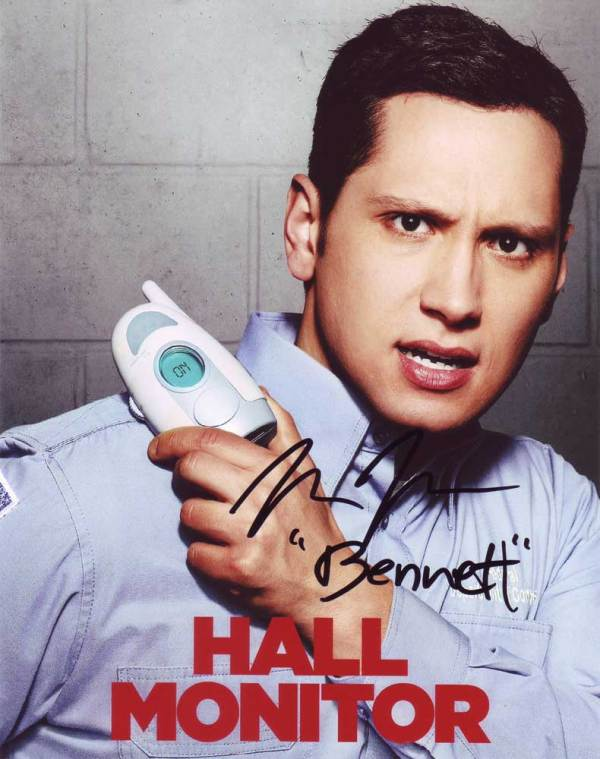 Matt McGorry in-person autographed photo