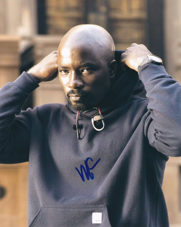 Mike Colter In-person Autographed Photo