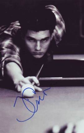 Tom Cruise In-person autographed photo