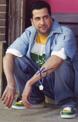 Troy Garity in-person autographed photo