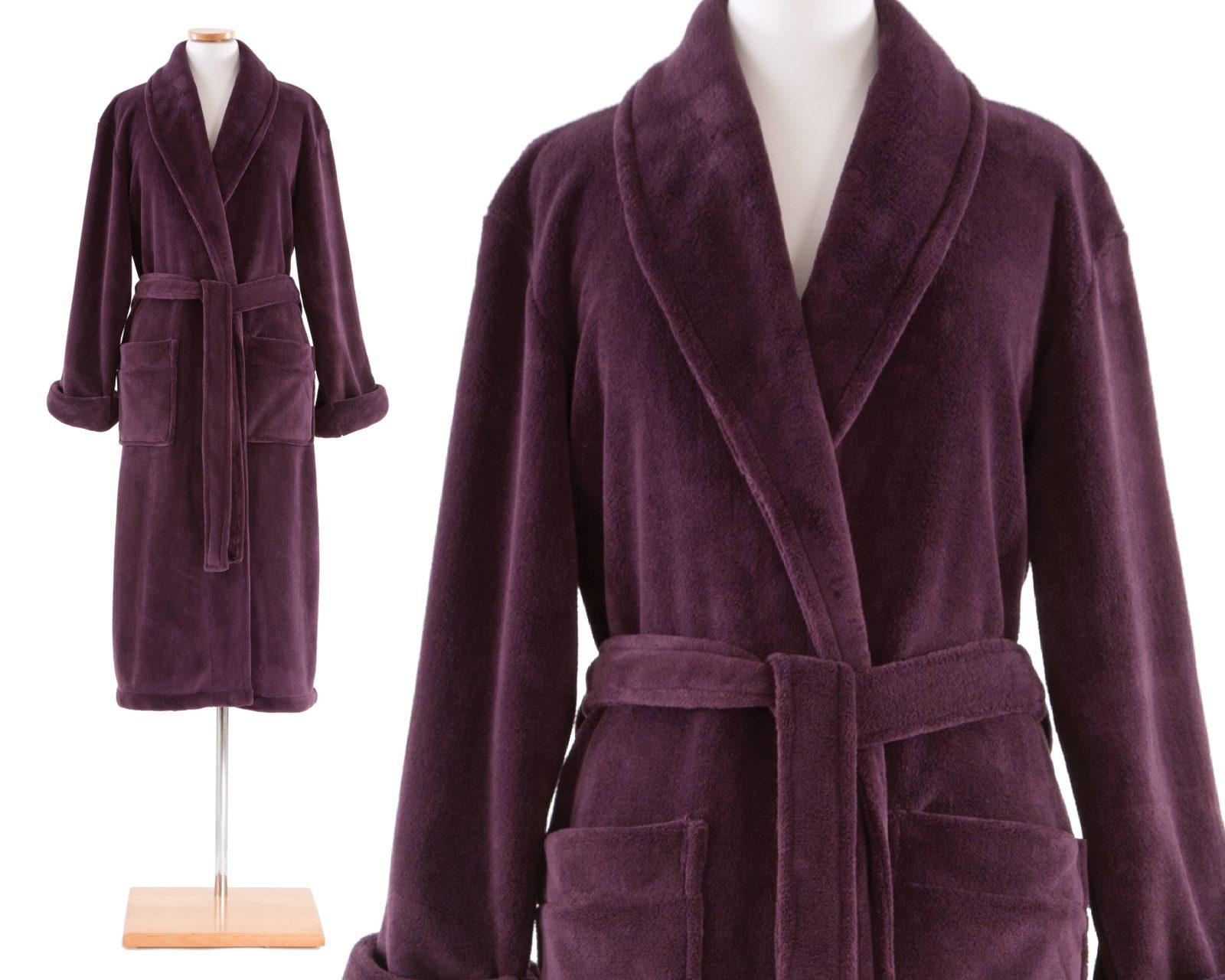 Sheepy Fleece Robe By Pine Cone Hill