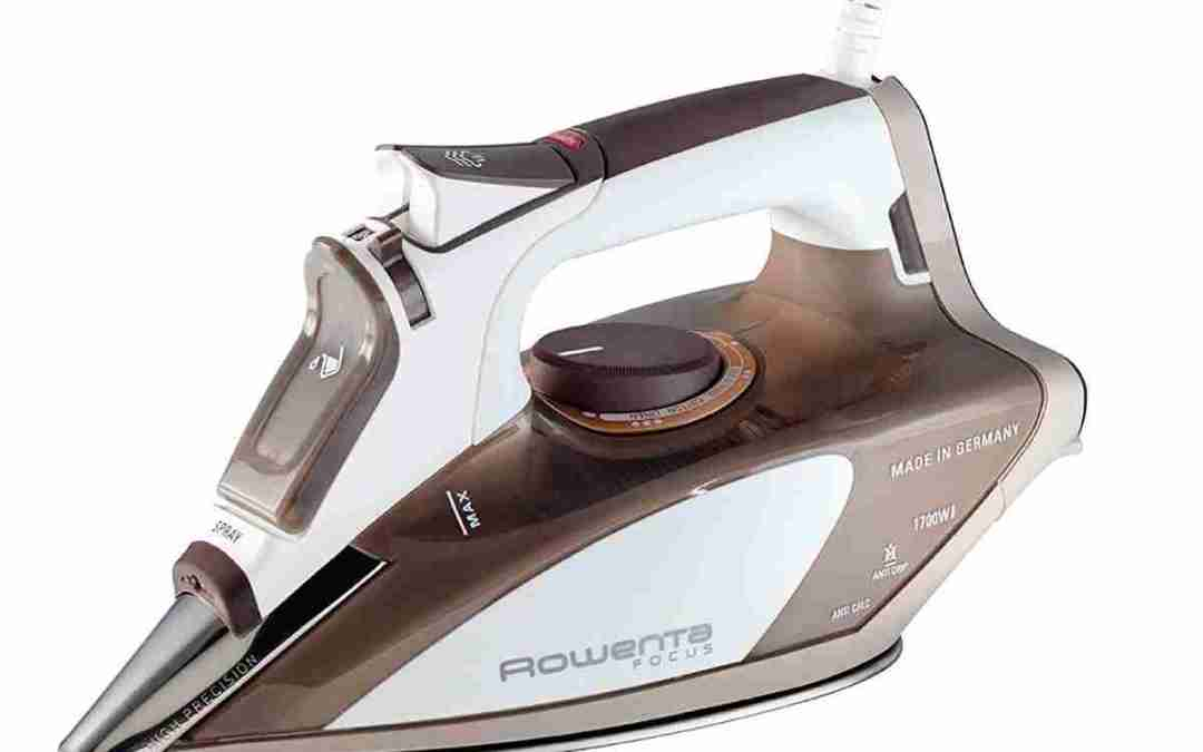 Rowenta DW5080 1700-Watt Micro Steam Iron Review