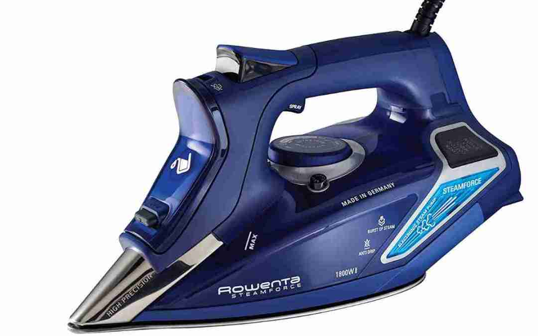 Rowenta DW9280 Digital Display Steam Iron Review
