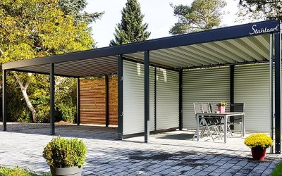 Garages and Carport Planning | which one to choose?