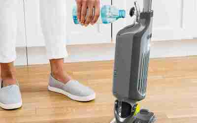Shark Vacmop Pro Cordless Hard Floor Mop Review