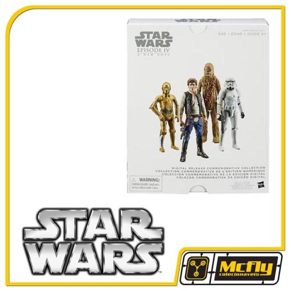 Hasbro Star Wars Episode IV Digital release Commemorative ...