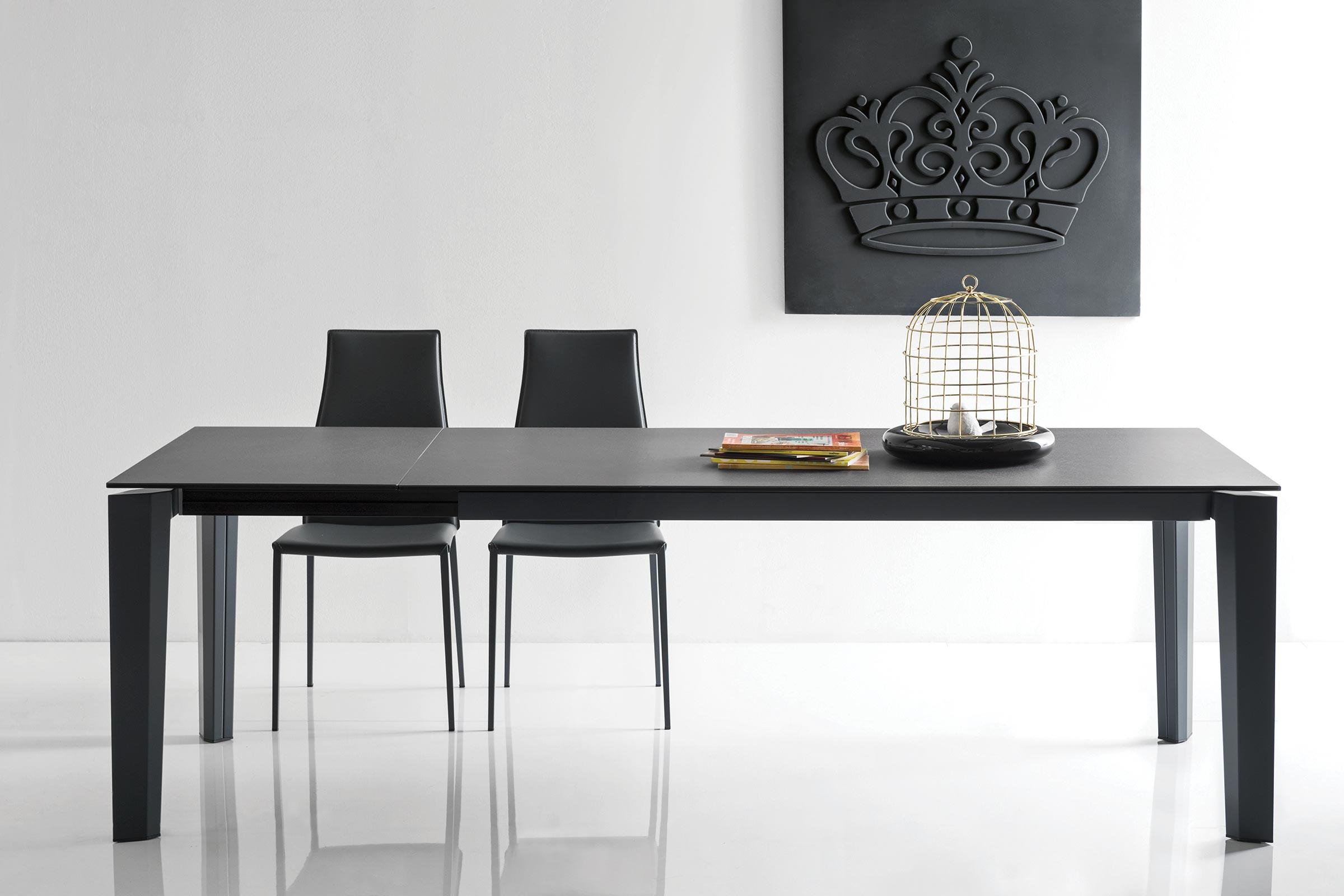 DELTA Modern Extendable Table Calligaris Boca Raton