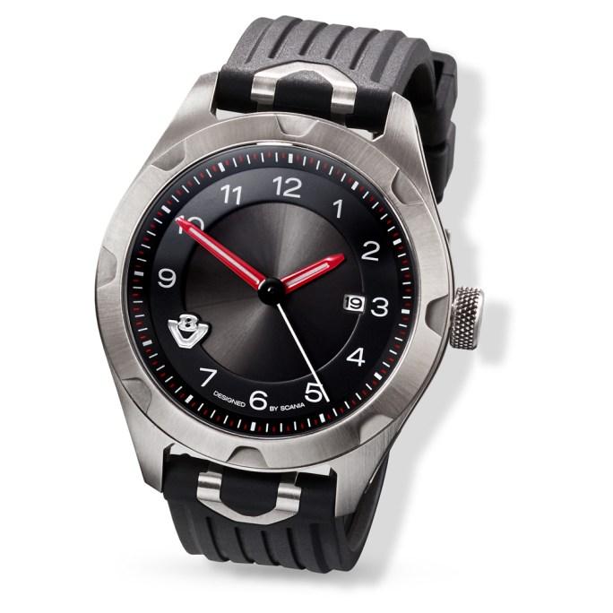 Reloj V8 Metal Edition