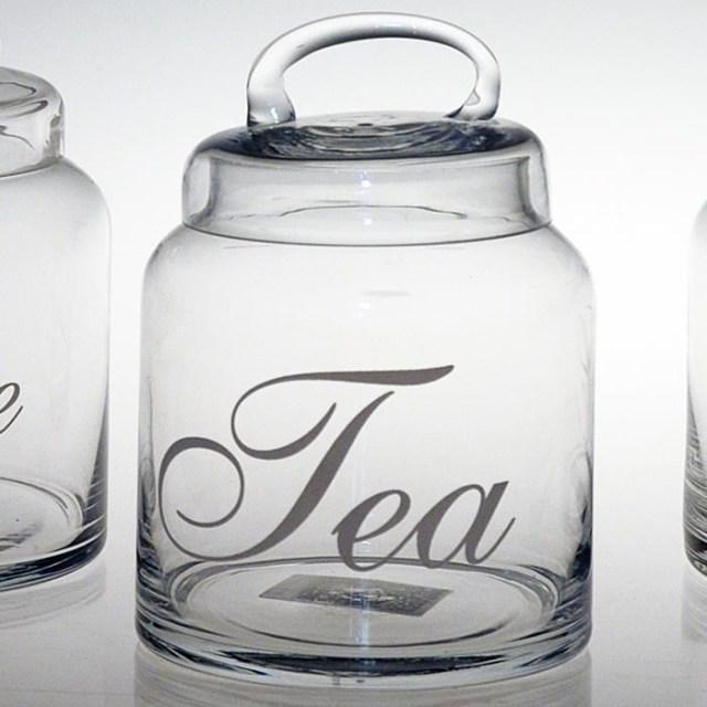 Teburk i glas