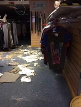 Barrow shop damage 2