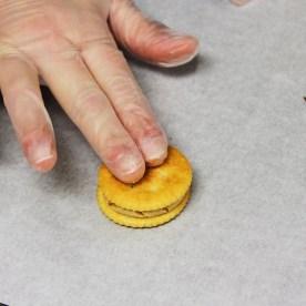 ritz cracker put together