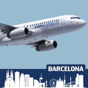 A320 Type Barcelona