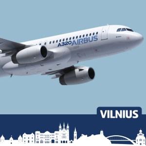 A320 Type Vilnius