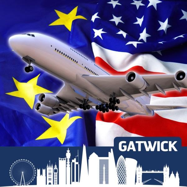 ICAO to EASA Gatwick