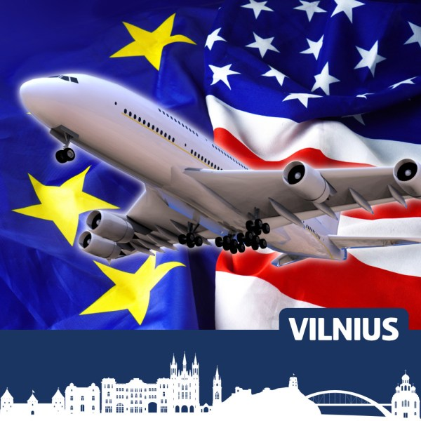 ICAO to EASA Vilnius