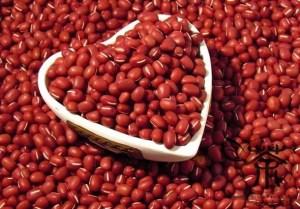 Tăng cân an toàn bằng bột đậu đỏ