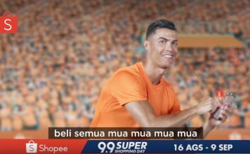CR7 Goyang Shopee