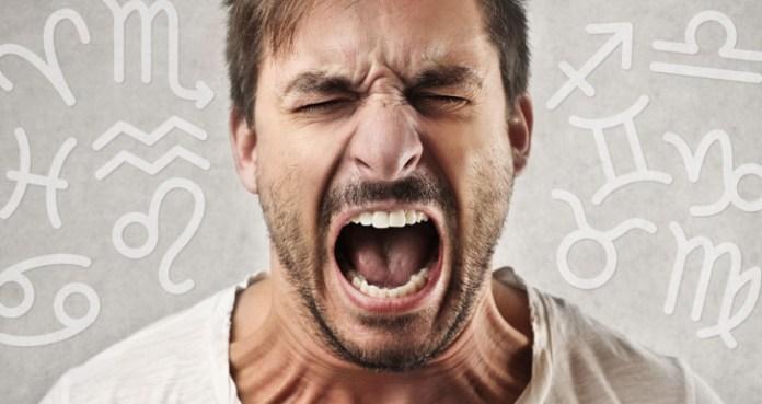 Hati-Hati, 5 Zodiak Pendiam Ini Menakutkan Saat Marah!