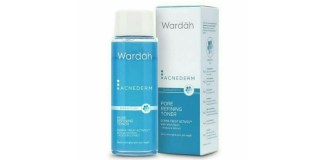 review wardah toner