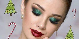 Inspirasi Makeup Natal